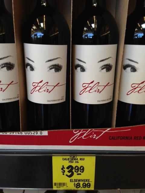 flirt 2011 red wine