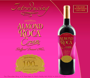 almond roca wine
