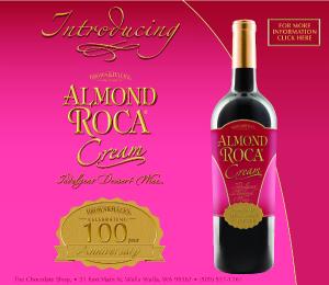 almond roca wine