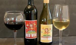 Mommy Juice Wine Tasting