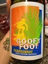 goofy foot chardonnay
