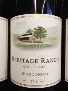 Heritage Ranch Chardonnay
