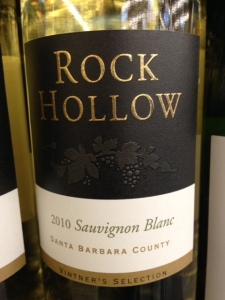 Rock Hollow Sauv Blanc