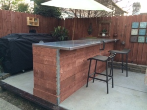 outdoor kitchen 1
