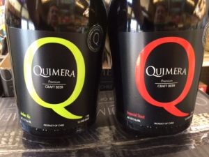 Quimera craft beers
