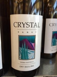 Crystal Range Riesling