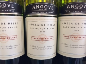 Angove Sauv Blanc