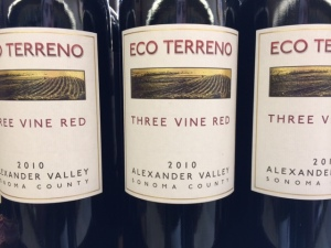 Eco Terreno red blend