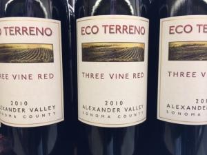 Eco Terreno red blend