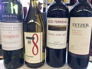 four wines pic