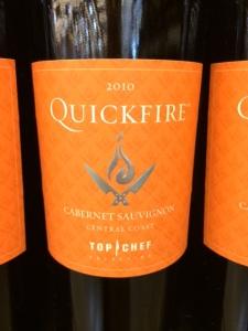quickfire cab
