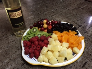 fresh fruit pairing