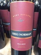 greg norman malbec