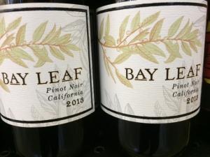 4 bay leaf pinot