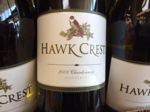 4 hawk crest chardonnay