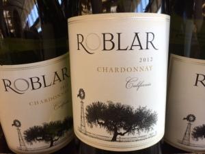 4 roblar chardonnay