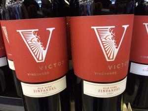 4 victor old vine zin