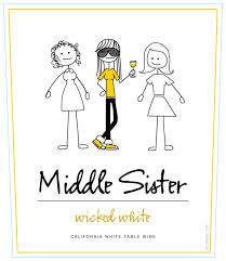 middle sister wicked white