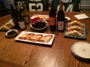 wine snacks