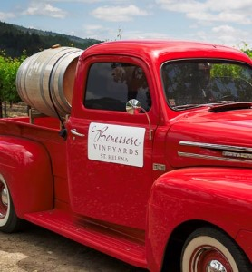 benessere red truck