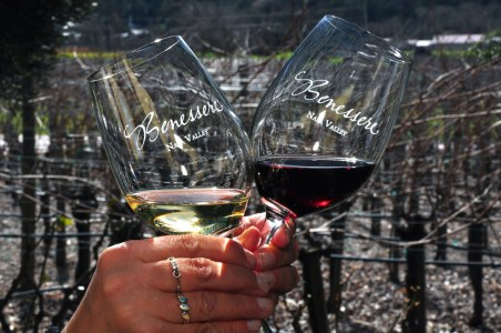 Benessere vineyard napa